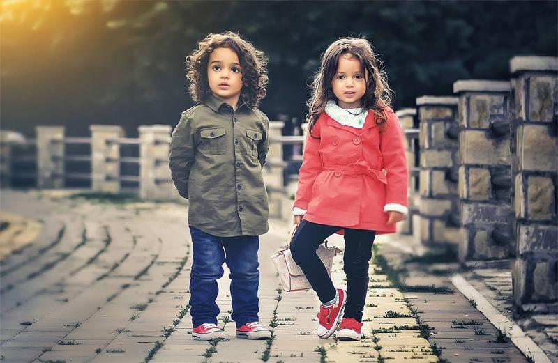 mode chic enfant